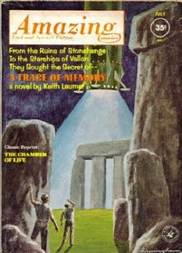 Amazing Science Fiction Stories - July 1962 (Vol. 36, #7)