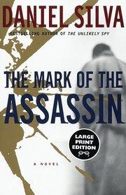 The Mark of the Assassin : A Novel (Random House Large Print)