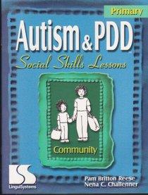 Autism & PDD Social Skills Lessons Community