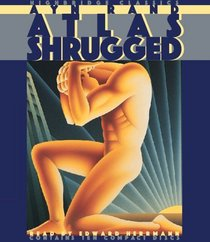 Atlas Shrugged (Audio CD) (Abridged)