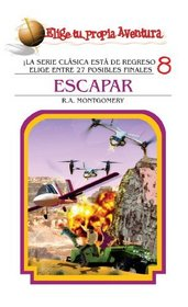 Escapar (Spanish Edition)