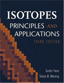 Isotopes : Principles and Applications