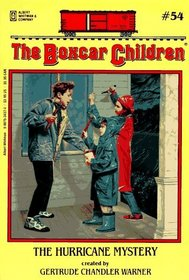 The Hurricane Mystery (Boxcar Children, Bk 54)