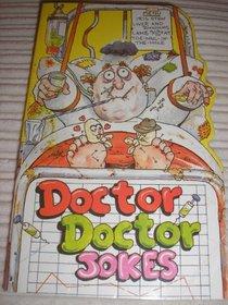 Shaped Joke Books: Doctor, Doctor
