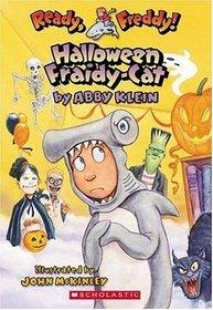 Halloween Fraidy-Cat (Ready, Freddy!, Bk  8)