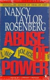 Abuse of Power (Audio Cassette) (Abridged)