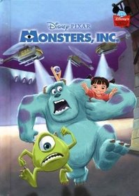 Monsters Inc Disneys Wonderful World Of Reading Disney Pixar Hardcover 0717265471 Used Book Available For Swap