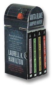 Anita Blake: Vampire Hunter Set (Bks 1-4)