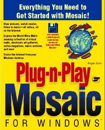 Plug-N-Play Mosaic for Windows/Book and Disks