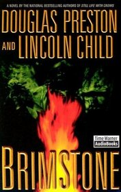 Brimstone (Audio CD) (Abridged)