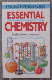 Essential Chemistry (Usborne Essential Guides)