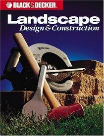 Landscape Design & Construction (Black & Decker)