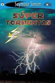 See More Readers: Tormentas Increibles - Nivel 2 (SeeMore Readers)