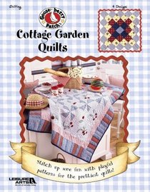 Gooseberry Patch: Cottage Garden Quilts  (Leisure Arts #3718) (Gooseberry Patch (Leisure Arts))
