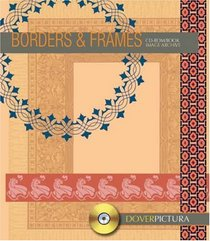 Borders and Frames (CD Rom & Book)