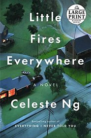 Little Fires Everywhere (Random House Large Print)