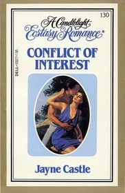 Conflict of Interest (Candlelight Ecstasy Romance, No 130)