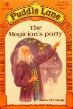 The Magician's Party (Puddle Lane Reading Programme)