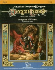 Dragons of Flame (Dragonlance module DL2)