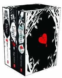 Shiver Linger & Forever Box Set (Wolves of Mercy Falls)