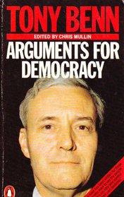 ARGUMENTS FOR DEMOCRACY