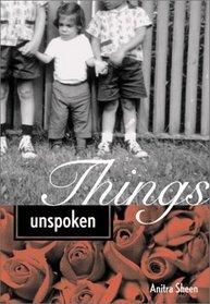 Things Unspoken