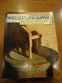 Wheelock's Latin Grammar (Harpercollins College Outline)