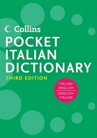 Collins Pocket Italian Dictionary, 3e