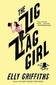 The Zig Zag Girl (Stephens and Mephisto, Bk 1)