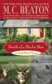 Death of a Macho Man a (Gemstar) Hamish Macbeth Mystery