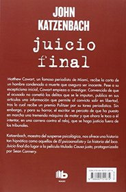 Juicio final  /  Just Cause (Spanish Edition)