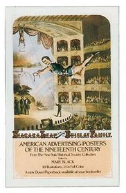 19th-Century Advertisement Poster (Posters)