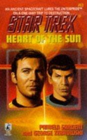 Heart Of The Sun  (Star Trek, Bk  83)