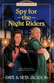 Spy for the Night Riders: Martin Luther (Trailblazer, Bk 3)