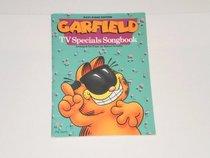 Garfield TV Specials Songbook