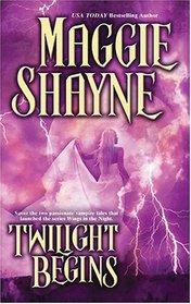 Twilight Begins: Twilight Phantasies / Twilight Memories (Wings in the Night)