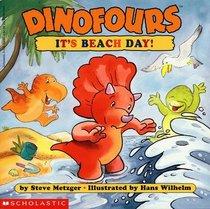 Dinofours #9: It's Beach Day
