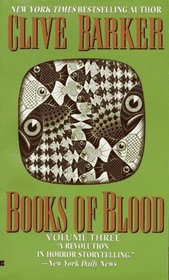 Books of Blood (Vol 3)