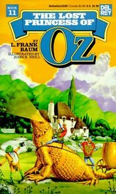 Lost Princess of Oz (Wonderful Oz Books)