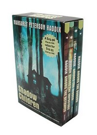 Shadow Children (Boxed Set) : Among the Hidden; Among the Impostors; Among the Betrayed; Among the Barons (Shadow Children)