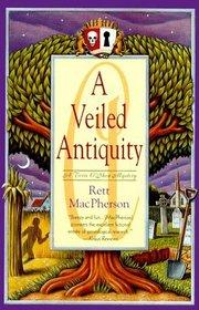 A Veiled Antiquity (Torie O'Shea, Bk 2) (Large Print)