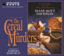 The Cereal Murders (Goldy Schulz, Bk 3) (Audio CD) (Unabridged)