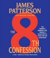 The 8th Confession (Women's Murder Club, Bk 8) (Audio CD) (Abridged)