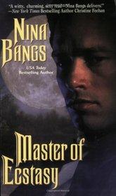 Master of Ecstasy (Mackenzie Vampires, Bk 1)