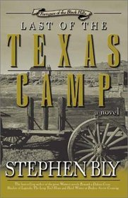 Last of the Texas Camp: A Novel (Fortunes of the Black Hills, 5)