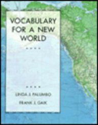 Vocabulary for a New World