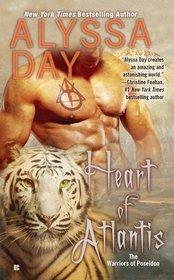 Heart of Atlantis (Warriors of Poseidon, Bk 8)