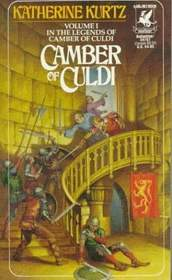 Camber of Culdi (The Chronicles of Deryni, IV)