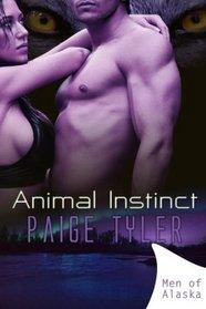 Animal Instinct (Alaskan Werewolves, Bk 2)