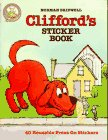 Clifford's Sticker Book